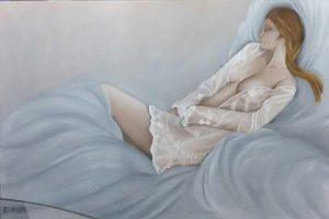Immagine: Oltre la realtà - olio su tela di Eleonora Rota