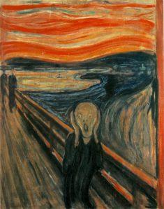 Edvard Munch - L'urlo