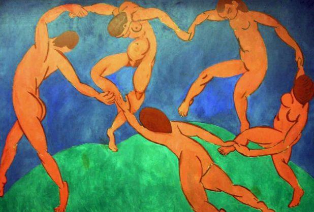 Henri Matisse - La danza (1910)