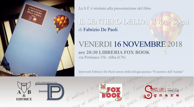 Invito Fox Book Alba