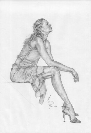 Disegno di Manuela Tosi