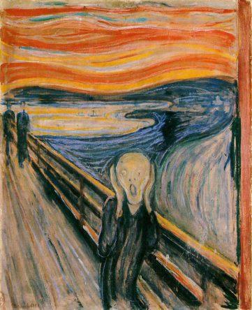 Edward Munch, L'urlo